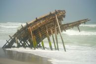 I am so pleased I recorded this wreck on all my visits.. a little pice of Masirah's history...