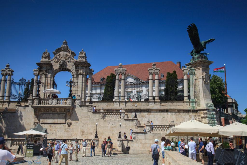 Budapeszt - Zamek królewski
