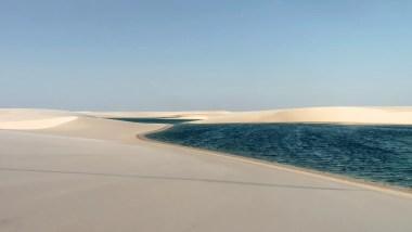 désert lençois maranhenses brésil