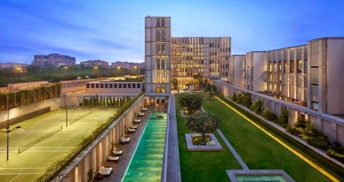 The Aman (Lodhi Hotel)