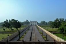 Entrance view from Bibi ka Maqbara