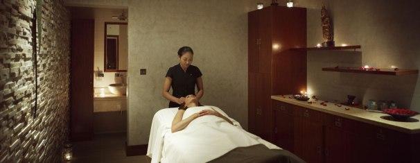 spa and massage center | Image Resource : raffles.com