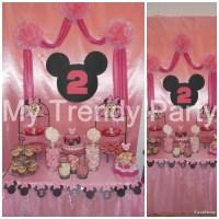 Cumpleaños Baby Disney