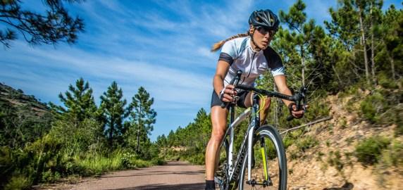Charlotte Morel vélo LOOK