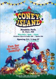 Trinbago Coney Island - Mandela Park @ Mandela Park | Port of Spain | Port of Spain | Trinidad and Tobago