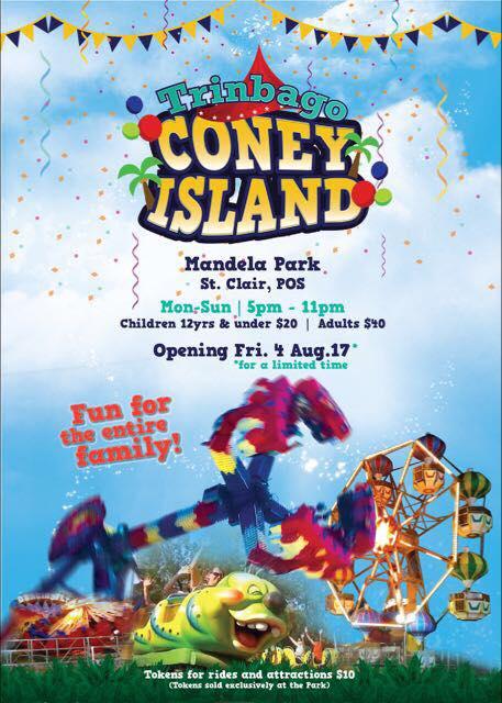 Trinbago Coney Island - Mandela Park