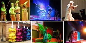 Folklore theatre