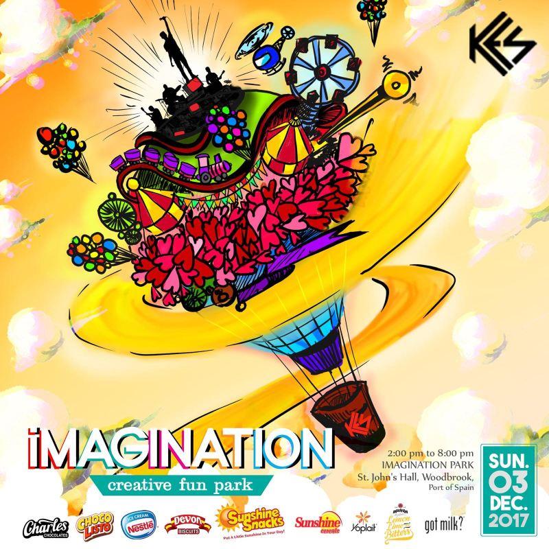 Imagination Kes the Band