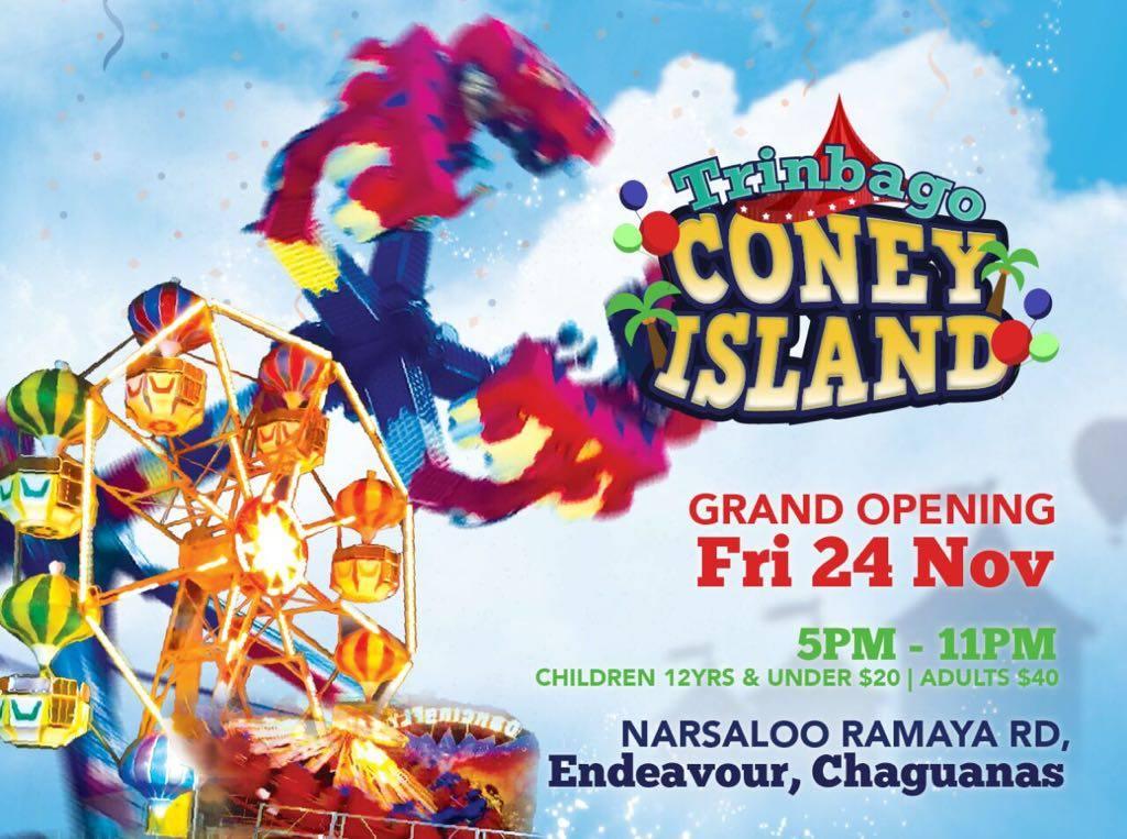 Trinbago Coney Island