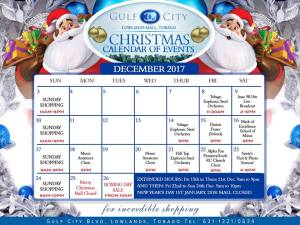 Gulf City Tobago - Santa Visit @ Gulf City Tobago | Lowlands | Western Tobago | Trinidad and Tobago
