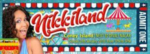 Nikkiland 2018 @ Coney Island, Divali Nagar Site