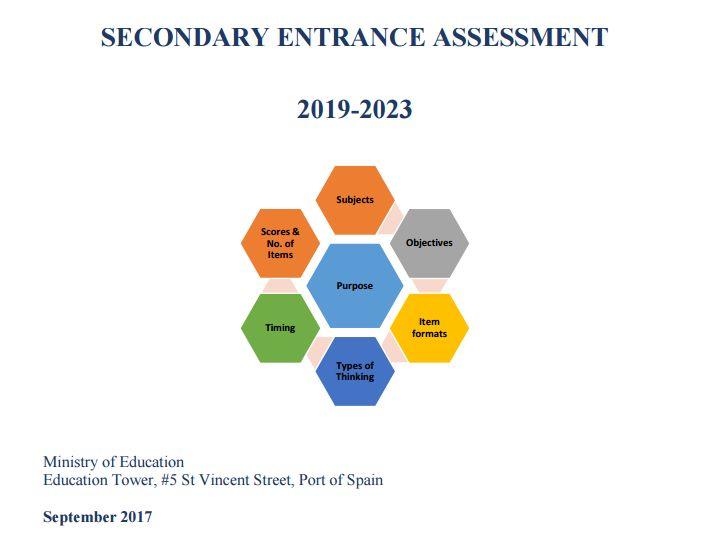 Sea Assessment Framework 2019 2023 My Trini Chile