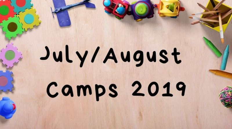Christmas In July 2019 Trinidad.July August 2019 Camps Trinidad And Tobago My Trini Chile