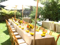 Summer Bridal Shower Ideas - TrueBlu | Bridesmaid Resource ...
