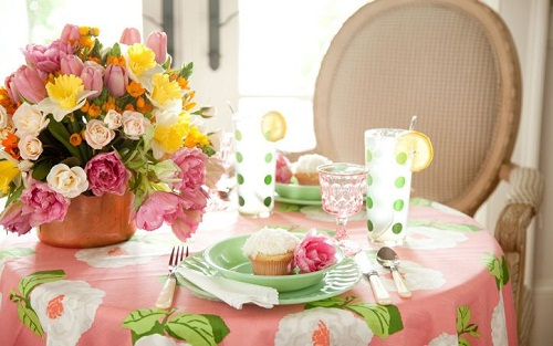 Spring Bridal Shower Themes  TrueBlu  Bridesmaid Resource for Bridal Shower and Bachelorette