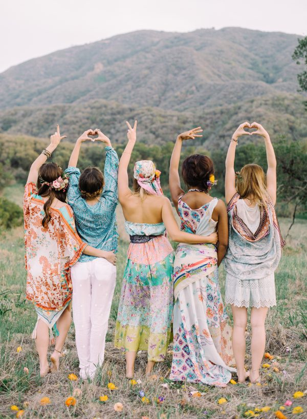 Bohemian Bridal Shower Inspiration  TrueBlu  Bridesmaid Resource for Bridal Shower and