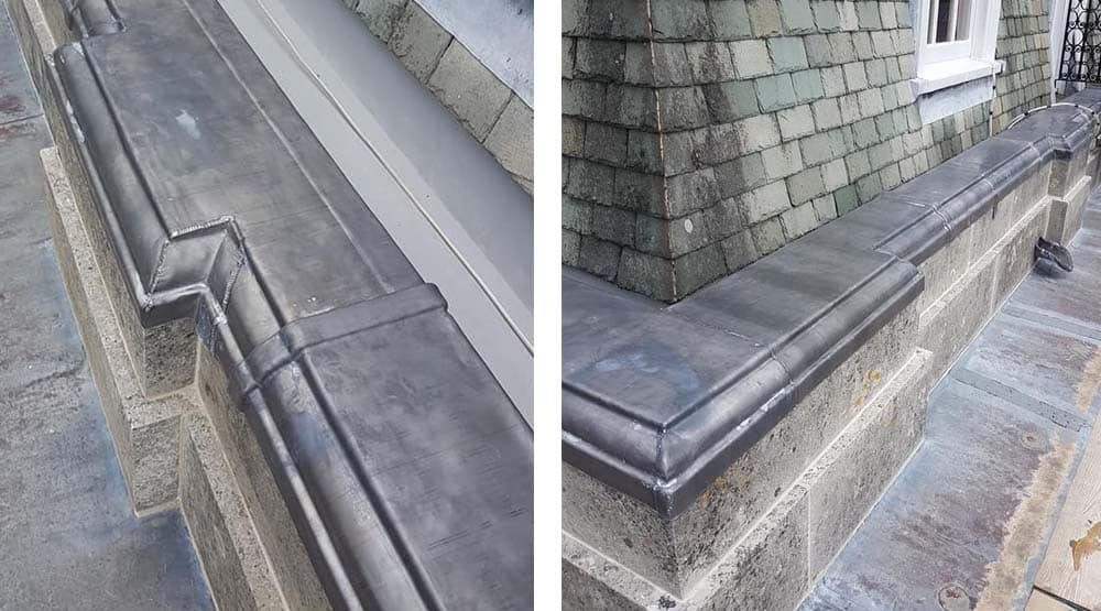 Roof metal work Crawley
