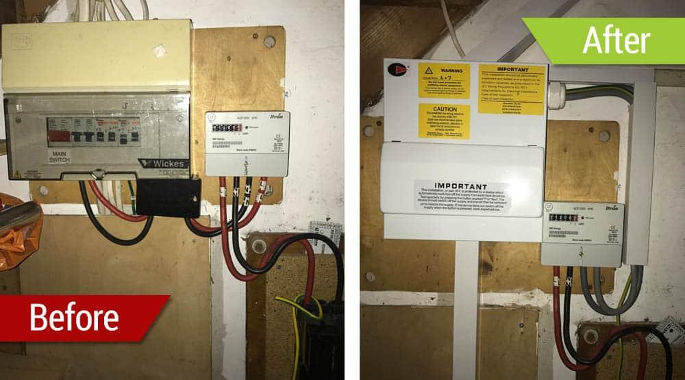 Certified Electrician Sutton