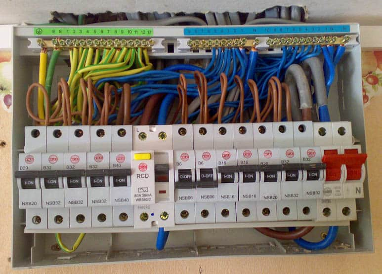 Electrician in Epsom