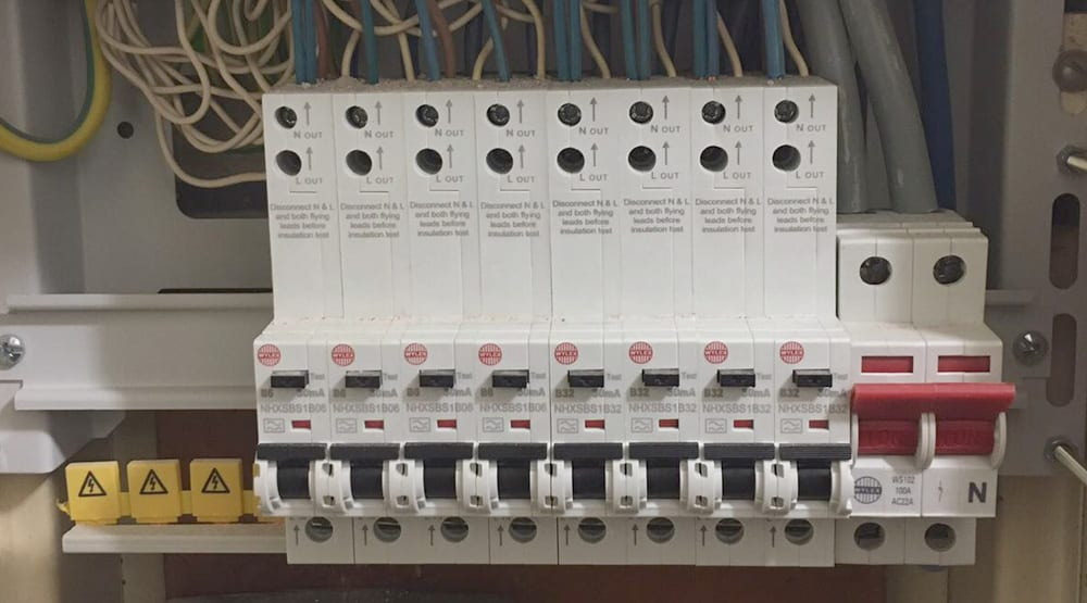 emergency electrician epping repair consumer unit
