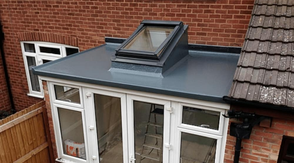 flat roof solihull