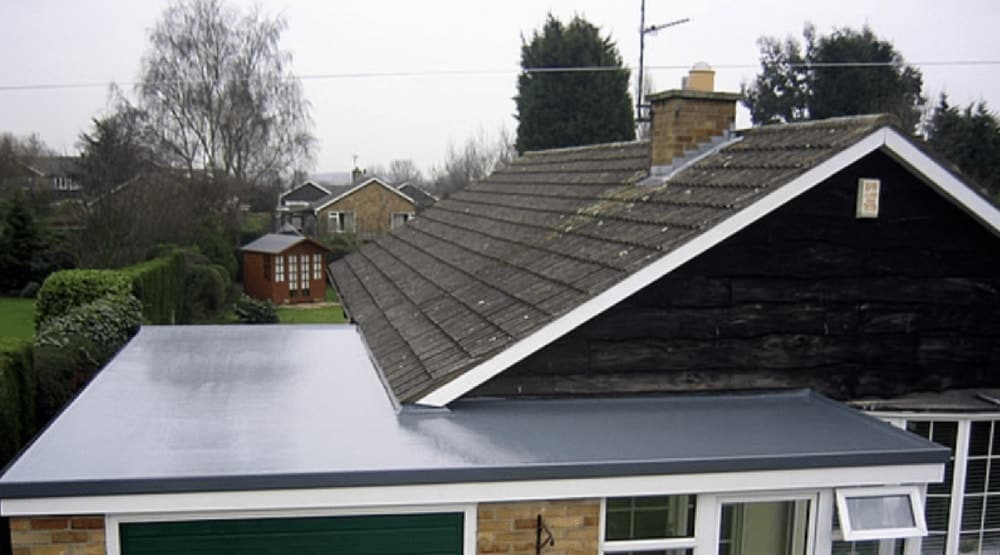 solihull roofer garage roof