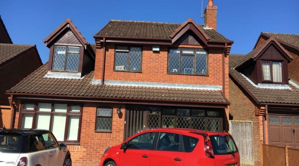 solihull roofer guttering
