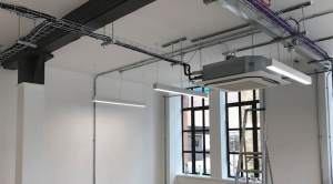 commercial electrician service