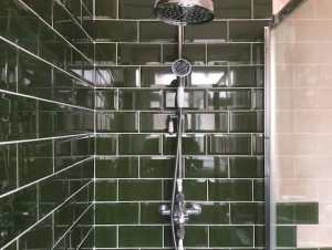 electric shower installation