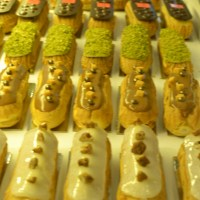 Eclairs, Chouquettes & Religeusse