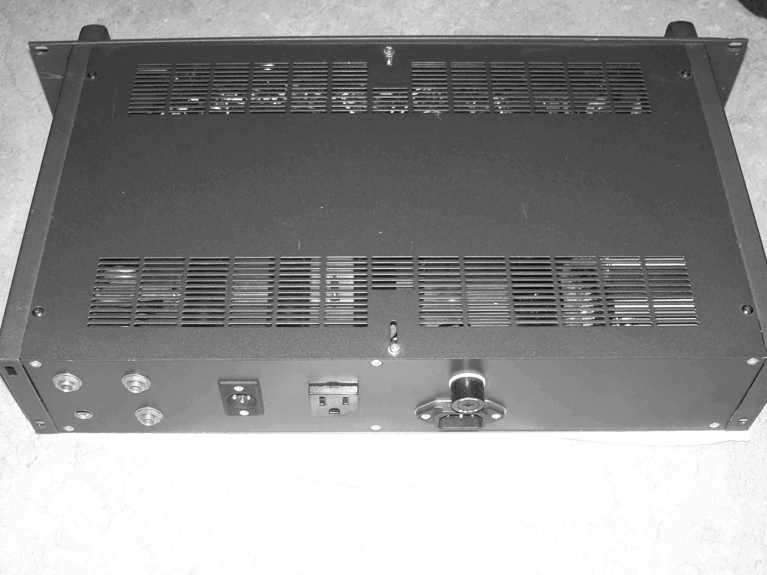 FMP-1 rear view