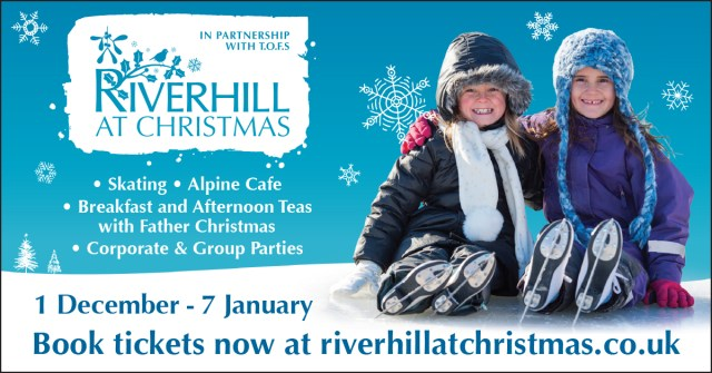 Riverhill's Ice Rink