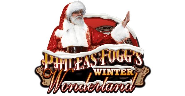 Phileas Fogg's Winter Wonderland Experience this Christmas!