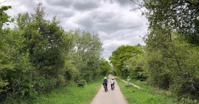 best family bike rides in Kent and East Sussex