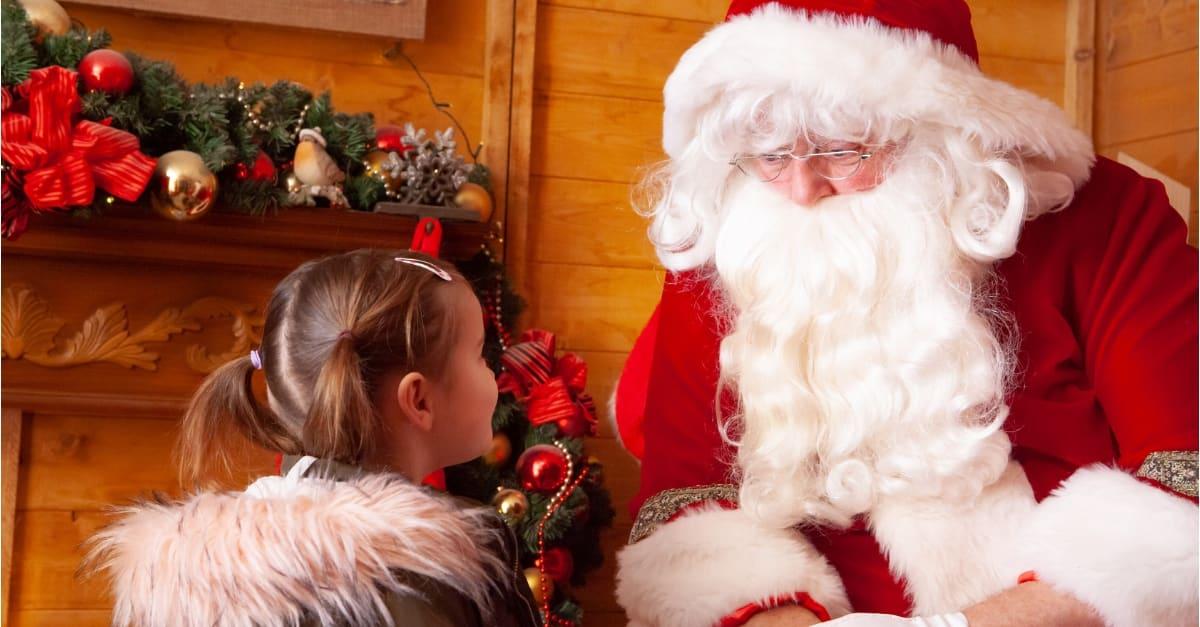 Experience Christmas at Kent Life