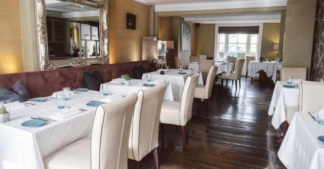 """Celebrity chef Richard Phillips is reimagining the traditional culinary experience of Thackeray's in Tunbridge Wells, breaking the mould most spectacularly with a five-course """"Honesty"""" Menu."""