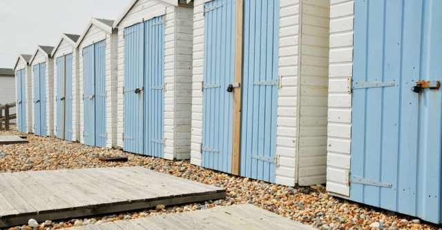 best beaches in Kent and East Sussex