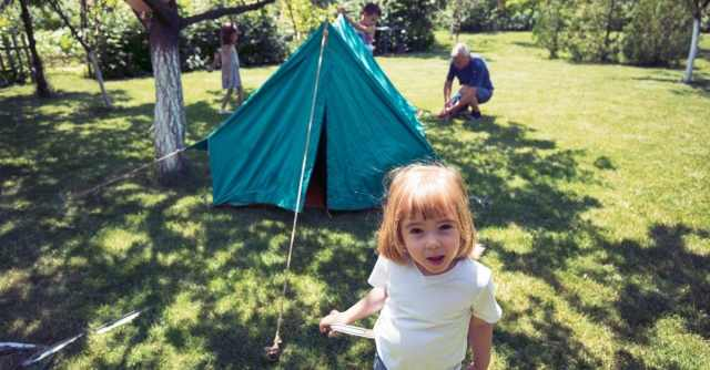 Things To Do In Your Backyard
