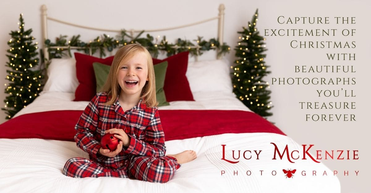 Christmas Mini Sessions in Tunbridge Wells