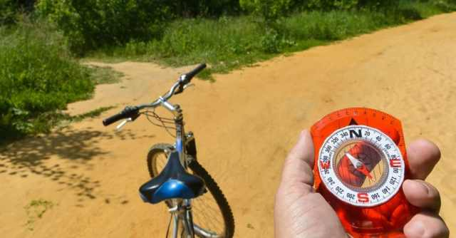 Travelling By Road Bike