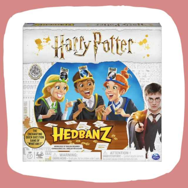 best family games_Harry Potter Headbanz