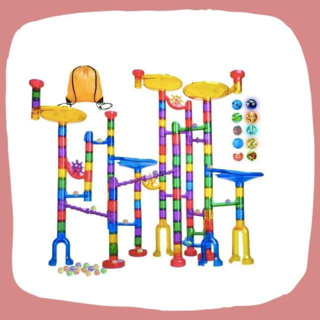 best family games_Marble Run