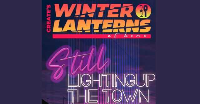 Tunbridge Wells Winter Lanterns