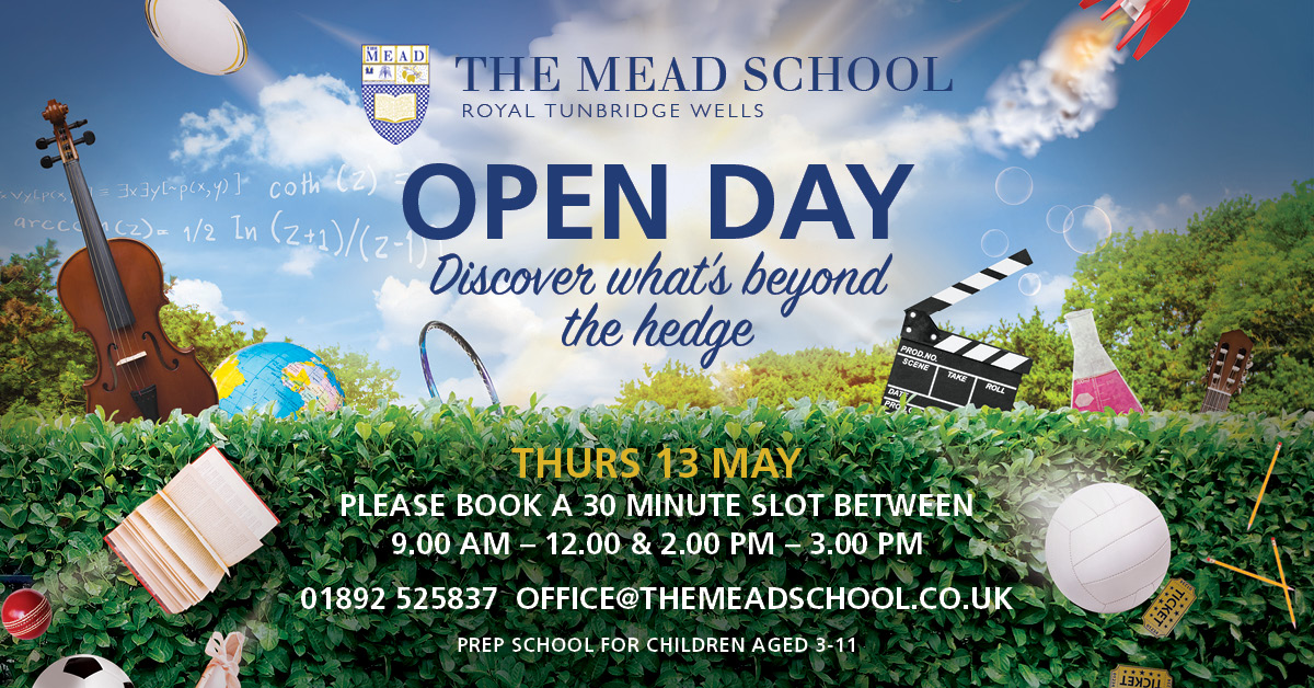 The Mead School Open Day