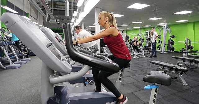 énergie Fitness Tunbridge Wells