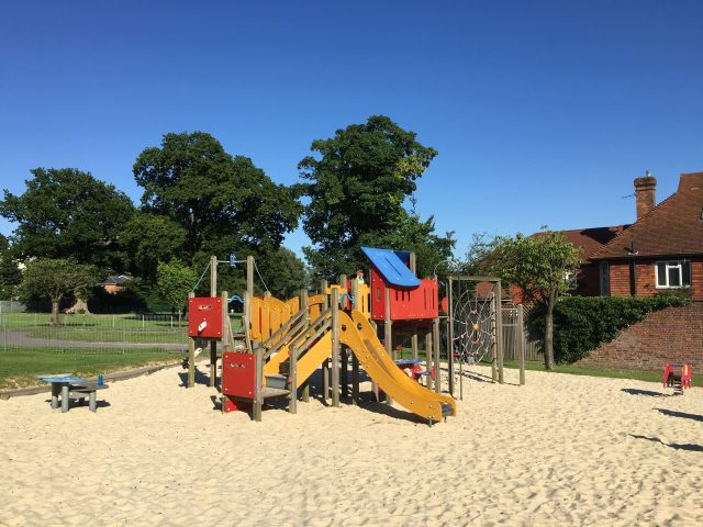 things to do in Southborough_Pennington Park