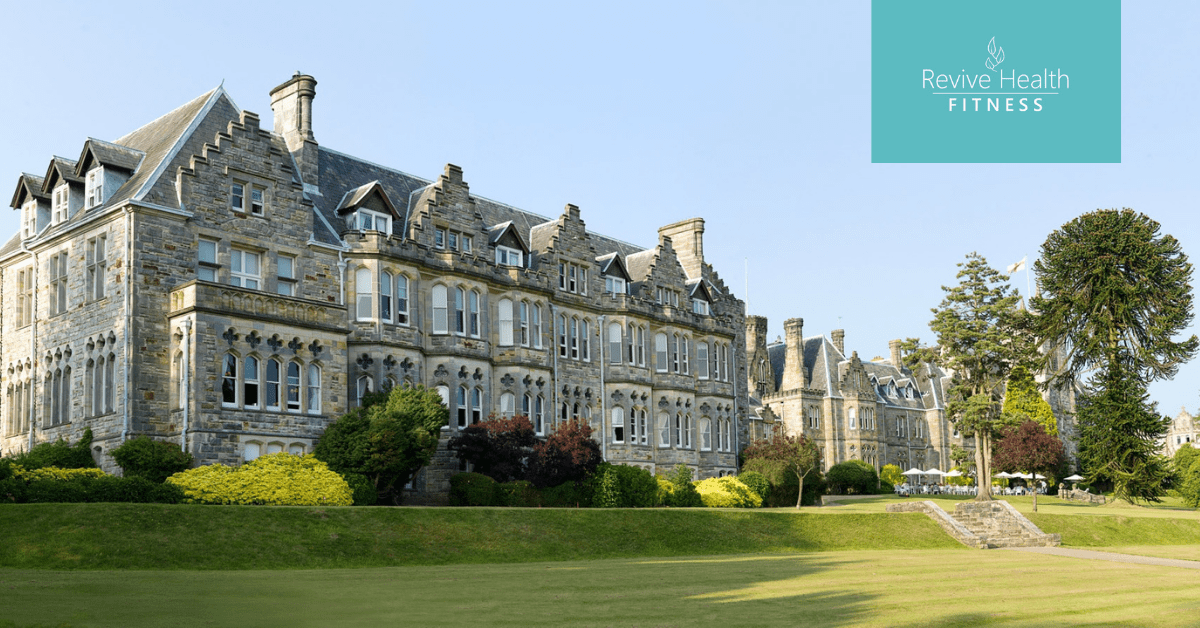 Revive' Day at Ashdown Park Hotel