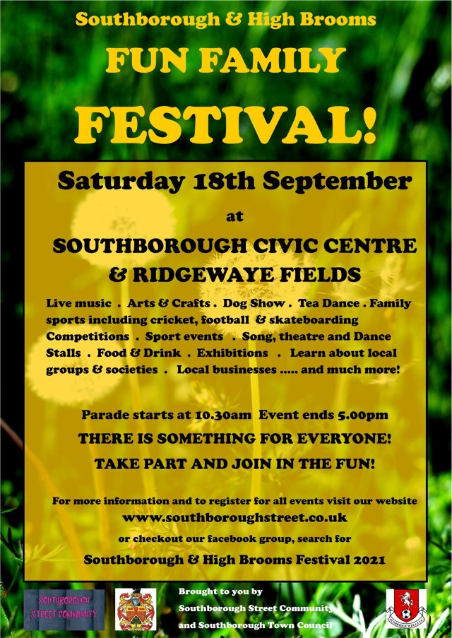 Southborough and High Brooms Festival