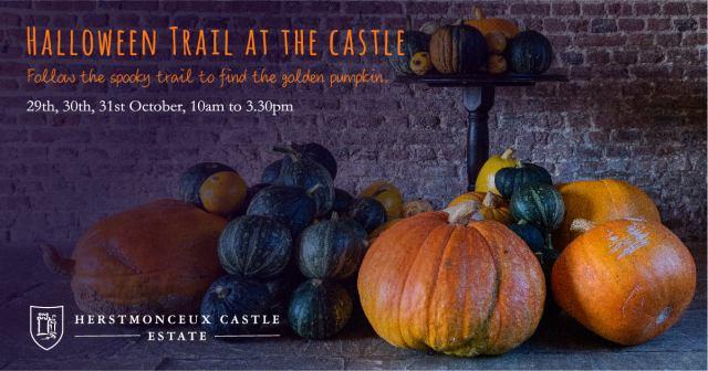 Halloween at Herstmonceux Castle