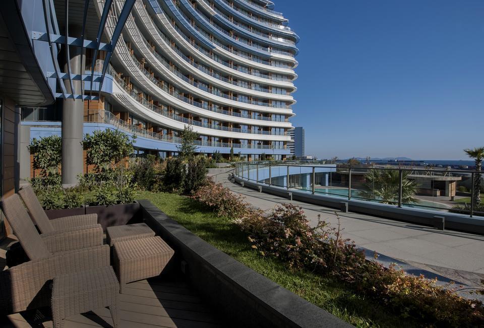 فندق راديسون بلو اسطنبول